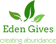 Eden Gives Logo